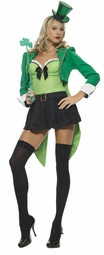 Clover Leprechaun Irish Costume