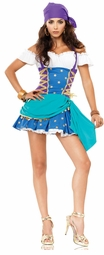 Gypsy Mind Reader Princess Costume
