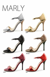 "4"" Ankle Strap Shoes ""Marly"" from Michael Antonio"