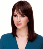 Heat Friendly Straight Shoulder Length Wig