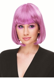 Deluxe Bob Wig in Violet for $19.99