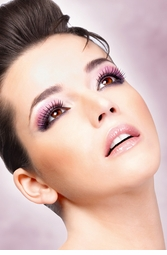 Long Textured False Lashes