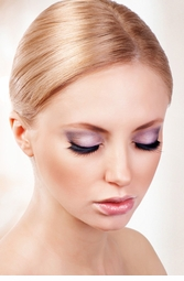 Full Rounded Lashes with Wisps
