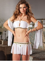 Be My Goddess Bedroom Lingerie Costume