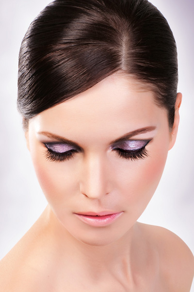 Premium Black False Lashes