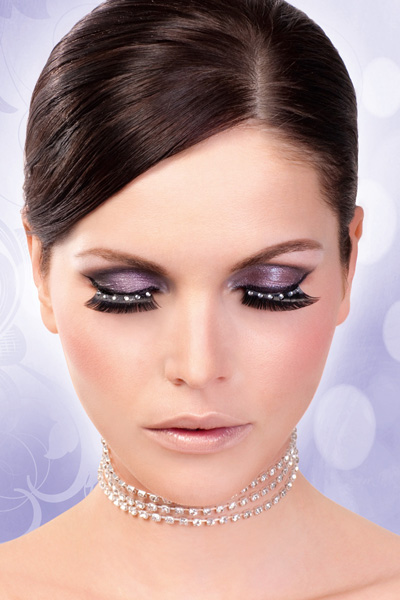 Fairytale Jeweled Lashes