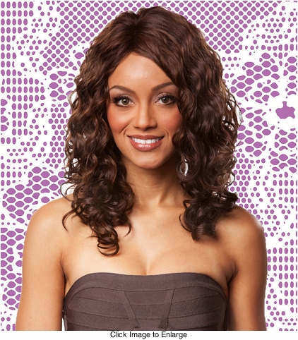 Heat and Styling Friendly Shoulder Length Curly Wig