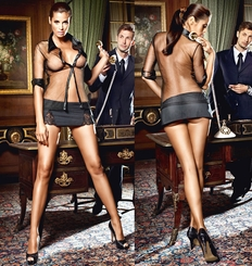 Executive Office Lingerie Costume
