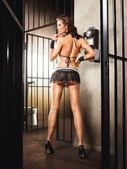 Prisoner of Love Lingerie Costume