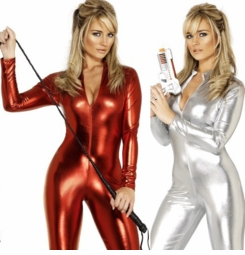 Sexy Catsuits and Leotards Costumes