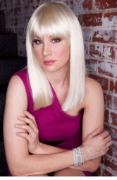 Edgy Razor Cut Synthetic Wig
