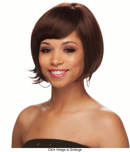 Chin Length Bob Wig by West Bay