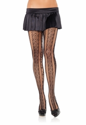 Boutique Lace Pantyhose