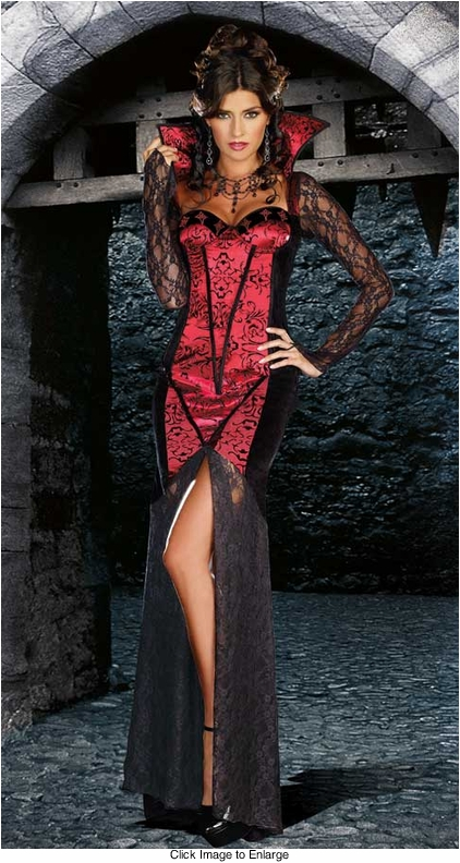 Deluxe Vampire Countess Costume