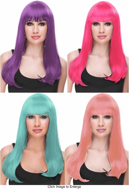 Fairytale Colors of Glamour Kelly Wig