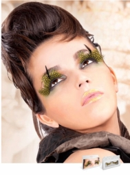 Paradise Feather Lashes for $7.00
