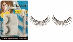 False Eyelashes -Eyelash Set with Glue and Tweezers