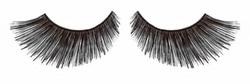 Black Feathered False Lashes