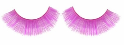 Fuchsia Magenta Fake Eyelashes