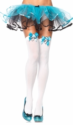 Magic Mushroom Thigh High Stockings