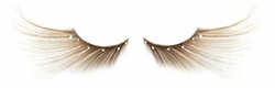 Long Feathered Lashes with Crystals  on Sale Now - Buy 1 Get 1 Free