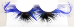 Peacock Feather Lashes