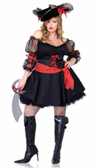 Sexy Swashbuckler Pirate Costumes
