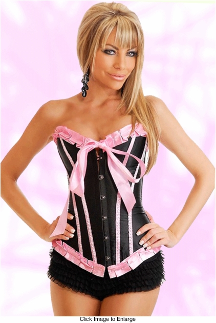 Bubblegum Dreams Corset