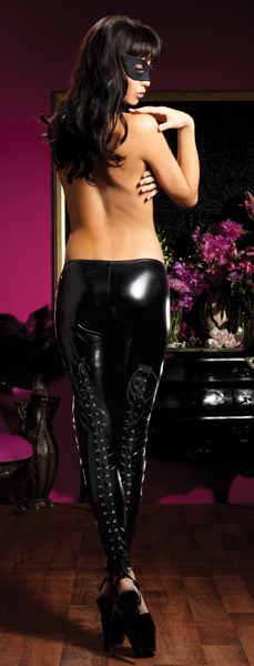 Shiny Leggings (Plus Size Available)