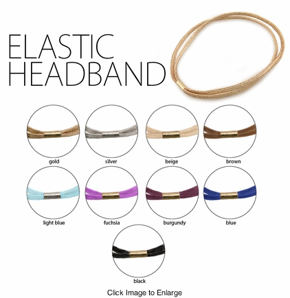 Double Elastic Headband