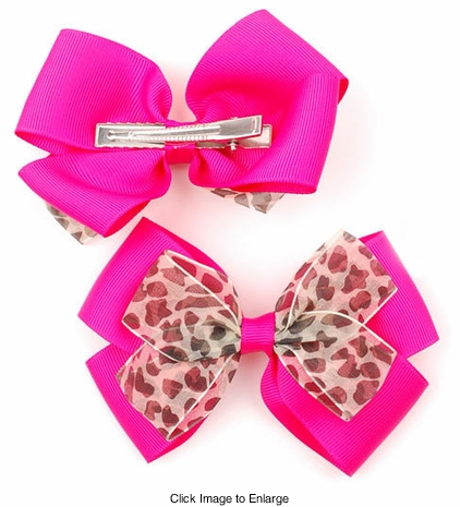 Hair Clip Bow (available in 6 colors)