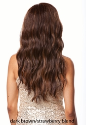 Lace Front Wig with Long Luscious Layers Heat and Styling Friendly