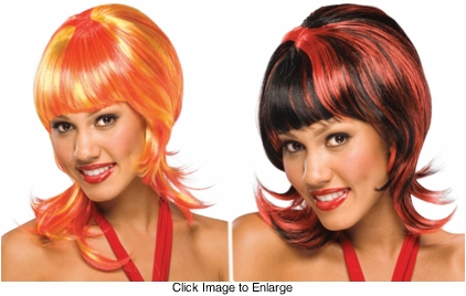 Short and Sweet Two Tone Wig