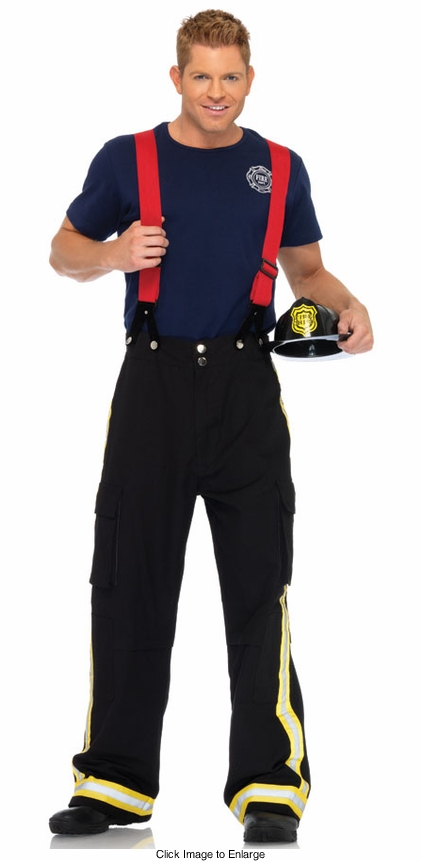Fire Fighter Costume for Men for $49.95