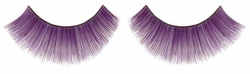 Medium Length Purple Fake Eyelashes for $6.00