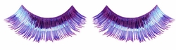 Purple Metallic Lashes for $9.00