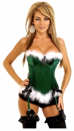 Elf Santa's Helper Corset