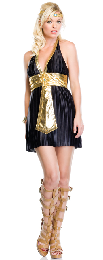 Nile Goddess Cleopatra Costume