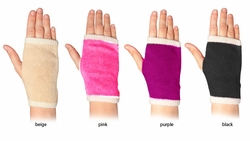 Soft Knit Wrist Warmers
