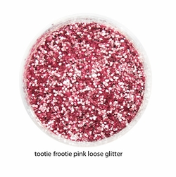Fruitie Pink Color of Luxe Glitter Powder- Eyeliner & Eye Makeup