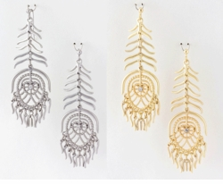 Unique Designer Dangle Earrings