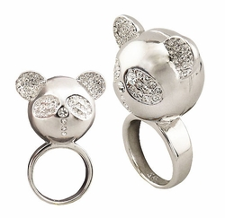 Sparkle Bear Ring