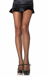 Seamless Lycra Fishnet Pantyhose in 8 Colors