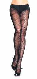 Spider Web Fishnet Pantyhose