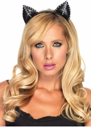 Stitch Kitty Ears Headband