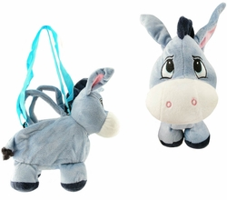 Costumes-Plush Donkey Handbag