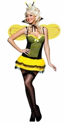 Queen Bee 5 piece Bee Costume