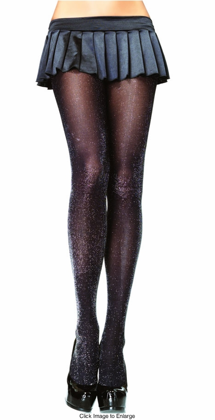 Lurex Opaque Tights in 14 Colors