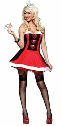 Queenie of Hearts Costume