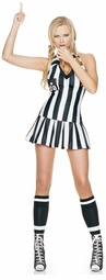 She Rules Tough Referee Costume